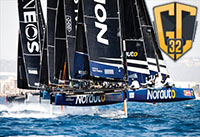 GC32 - grand prix foiling cat racing