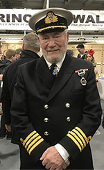 Sir Robin Knox-Johnstone