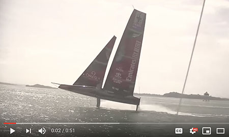 Challenging conditions to finish off 2019 Chandler Macleod Moth Worlds
