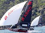 18ft Skiffs Australian Championship, Race 5