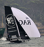 8ft Skiffs NSW Championship, Race 5
