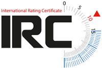 IRC rating for 2020