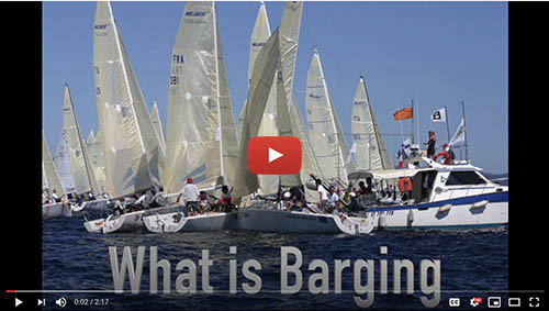 Barging Video from UK Sailmakers