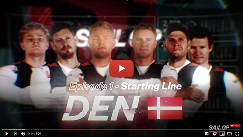 Denmark SailGP Team
