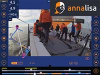 Annalisa Sailing
