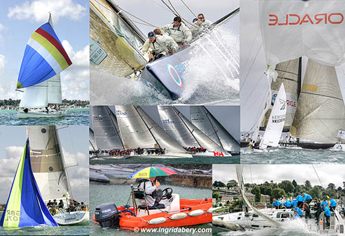 Cowes Week Photos by Ingrid Abery