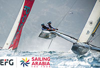 Sailing Arabia The tour