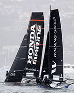 18ft Skiffs JJ Giltinan Championship