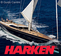 Harken at  Bucket Regatta