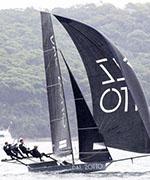 18ft Skiffs 2019 Queen Of The Harbour