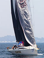 Mexican Spinnaker Takedown