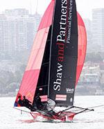 18ft Skiffs NSW Championship