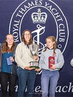 Royal Thames Yacht Club Women's J70 Open Championship