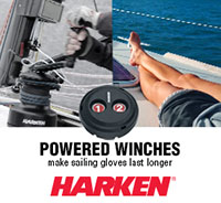 Harken Electric Winches