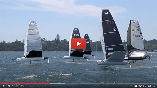 Mirabaud Sailing Video