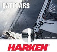Harken Battcars