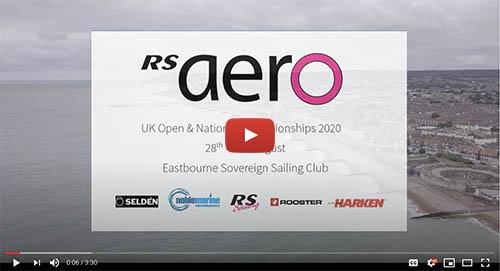 RS Aero UK Open & Nationals Championship
