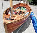 International 12 foot dinghy